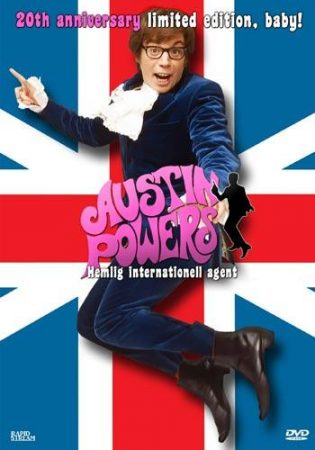 Austin Powers 20th Anniversary Edition